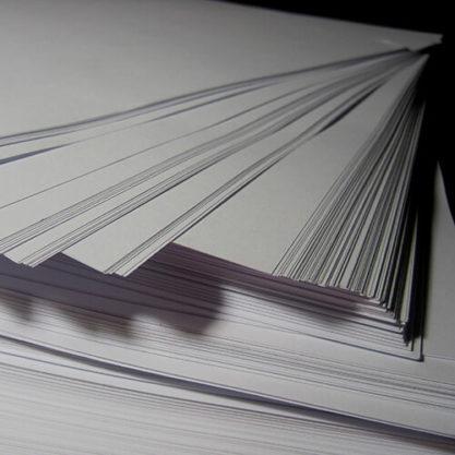 ניירות להדפסה
